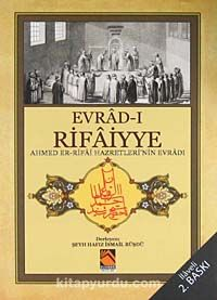 (Cep Boy) Evrad-ı Rifaiyye / Ahmed Er-Rifai Hazretleri'nin Evradı -  pdf epub