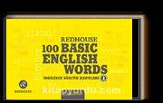 100 Basic English Words -1 (İngilizce Sözcük Kartları)