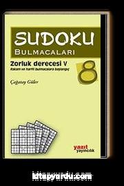 Sudoku Bulmacaları 8 & Zorluk Derecesi V