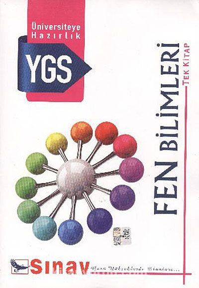 YGS Fen Bilimleri Tek Kitap - Komisyon pdf epub