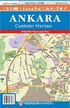 Ankara Caddeler Haritası