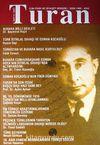 Turan İlim Fikir ve Siyaset Dergisi / Sayı 6 / 2007