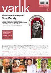 Varlık Aylık Edebiyat ve Kültür Dergisi Nisan 2014