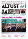 Altüst Dergisi Sayı:12 2014