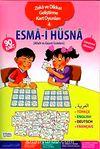 Esma-i Hüsna - Zeka ve Dikkat Geliştirme Kart Oyunları 4 (Kod:54)