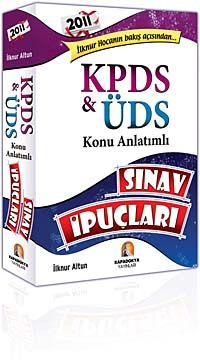 2012 KPDS-ÜDS Konu Anlatımlı Sınav İpuçları