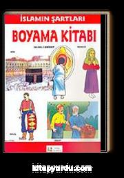 Islamın şartları Boyama Kitabı Asım Uysal Kitapyurducom