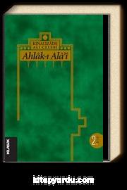 Ahlak-ı Alai / Kınalızade Ali Çelebi (karton kapak)