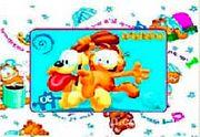Puzzle Garfield Odie