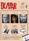 Duvar İki Aylık Edebiyat Dergisi Sayı:27 Eylül-Ekim 2016