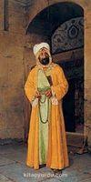 Rüstem Paşa Camii Önünde / Osman Hamdi Bey (OHB 004-50x100) (Çerçevesiz)