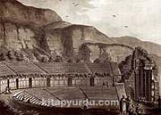 Antalya Kale'de (Demre) Antik Tiyatro / Luigy Mayer (GRV 080-35x50) (Çerçevesiz)