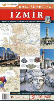 Touristmap İzmir Harita ve Rehberi