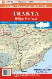 Trakya Bölge Haritası