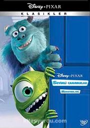 Sevimli Canavarlar - Monsters, Inc (Dvd) & IMDb: 8,0