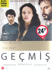 The Past - Geçmiş (Dvd)