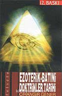 Ezoterik - Batıni Doktrinler Tarihi - Cihangir Gener pdf epub