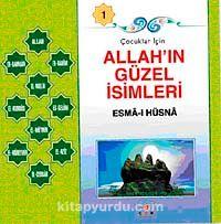 Çocuklar İçin Allah'ın Güzel İsimleri / Esma-i Hüsna (10 Kitap)