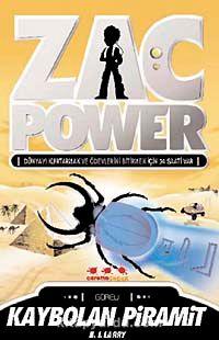 Kaybolan Piramit / Zac Power - H. I. Laryy pdf epub