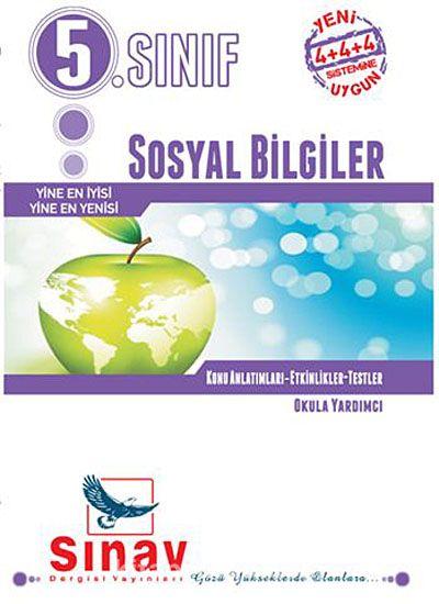 5. Sınıf Sosyal Bilgiler Konu Anlatımları-Etkinlikler-Testler - Komisyon pdf epub
