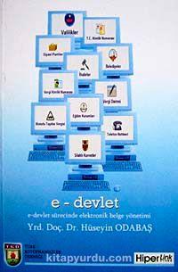 E-Devlet - Hüseyin Odabaş pdf epub