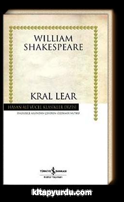 Kral Lear (Karton Kapak)