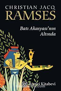 Ramses 5: Batı Akasyası'nın Altında (Cep Boy) - Christian Jacq pdf epub
