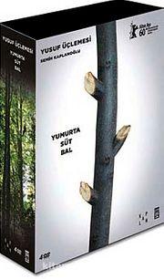 Yusuf Üçlemesi & Yumurta Süt Bal (DVD Seti)