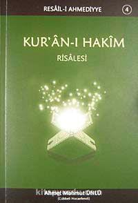 Kur'an-ı Hakim Risalesi