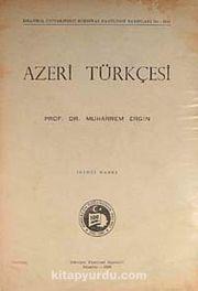 Azeri Türkçesi (4-I-10)