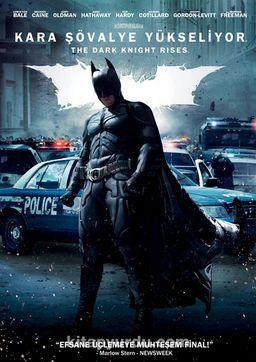 Batman: The Dark Knight Rises - Batman: Kara Şövalye Yükseliyor (Dvd) & IMDb: 8,3