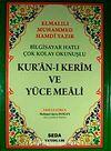 Bilgisayar Hatlı Çok Kolay Okunuşlu Kur'an-ı Kerim Ve Yüce Meali (Cami Boy-Kod:026)
