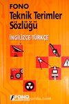 İngilizce-Türkçe Teknik Terimler Sözlüğü
