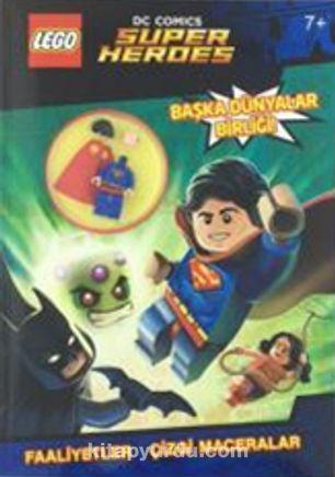 Lego Dc Comics Super Heroes Başka Dünyalar Birliği!