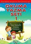 Özel Eğitime Muhtaç Çocuklar için Okuma-Yazma Seti 1