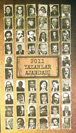 2011 Yazarlar Ajandası