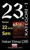 23. Kategori -1 / İbranice 22 Harfin Sırrı