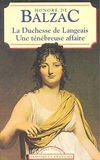 Le Duchesse de Langeais