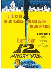 12 Angry Man - 12 Öfkeli Adam (Dvd) & IMDb: 8,9