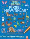 Piksel Dünyası - Piksel Hayvanlar