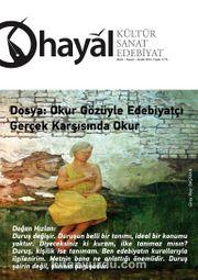 Hayal Kültür Sanat Edebiyat Dergisi Sayı:59 Ekim-Kasım-Aralık 2016