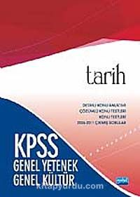 KPSS Genel Yetenek-Genel Kültür / Tarih -  pdf epub