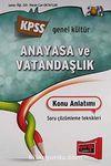 2012 KPSS Genel Kültür Anayasa ve Vatandaşlık Konu Anlatımı Soru Çözümleme Teknikleri