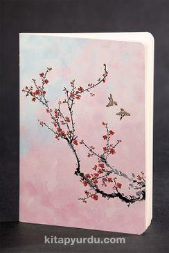 Akıl Defteri - Dokun ve Hisset Serisi - Japon Kiraz Çiçeği