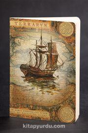 Akıl Defteri - Dokun ve Hisset Serisi - Tarihi Gemi Harita