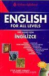 English for All Levels-Her Düzey İçin İngilizce