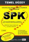 SPK Temel Düzey