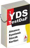 Almanca Eşanlamlı Sözcük Kartları / YDS TestDaF
