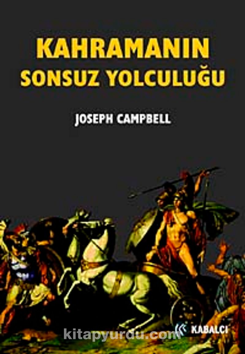 Kahramanın Sonsuz Yolculuğu - Joseph Campbell | kitapyurdu.com