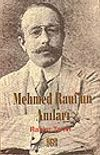 Mehmed Rauf'un Anıları